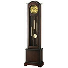 リズム時計 RHYTHM 置き時計 【HIARM-418R】 茶 4RN418RH06 [電波自動受信機能有]