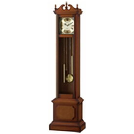 リズム時計 RHYTHM 置き時計 【HIARM-419R】 茶 4RN419RH06 [電波自動受信機能有]