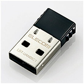 エレコム ELECOM Bluetooth4.0 USBアダプター(Class1) LBT-UAN05C1[LBTUAN05C1]