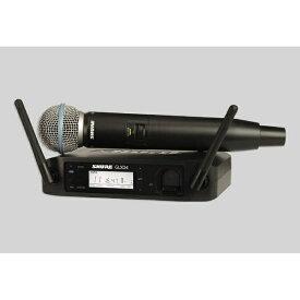 SHURE シュアー ハンドヘルド型ワイヤレスシステム GLXD24J-BETA58