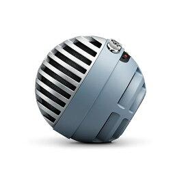 SHURE シュアー デジタル・コンデンサー・マイクロホン MV5ABLLTGA ブルー