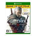 スパイクチュンソフト Spike Chunsoft ウィッチャー3 ワイルドハント ゲームオブザイヤーエディション【Xbox Oneゲ…