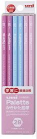 三菱鉛筆 MITSUBISHI PENCIL [鉛筆] ユニパレット ユニスター パステルピンク (硬度:2B) 1ダース K55612B