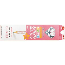 三菱鉛筆 MITSUBISHI PENCIL [鉛筆] ナノダイヤえんぴつ 6901 ピンク (硬度:2B、軸型:六角形) 1ダース K69022B