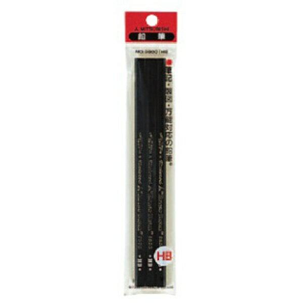 三菱えんぴつ [鉛筆] 事務用鉛筆 9800 (硬度:HB) 3P K98003PHB