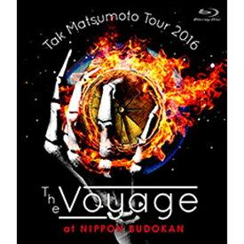 ビーイング Being 松本孝弘/Tak Matsumoto Tour 2016 -The Voyage- at 日本武道館 【ブルーレイ ソフト】