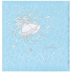 ナカバヤシ Nakabayashi フエルアルバム(婚礼用) 「マイセレモニー」 (Lサイズ/シルバー) ア-OLK-813-B[アOLK813B]