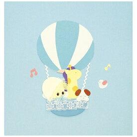 ナカバヤシ Nakabayashi フエルアルバム「スイートバルーン」(Lサイズ/ゴールドライン) ア-QLB-516-B[QLB516B]