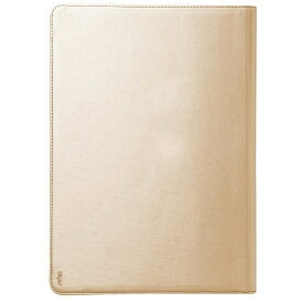 ナカバヤシ Nakabayashi MacBook 12インチ用 ノートブックジャケット ゴールド SZC-MB2104GL[SZCMB2104GL]