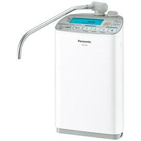 パナソニック Panasonic 還元水素水生成器 パールホワイト TK-HS70[水素水サーバー TKHS70W]【ribi_rb】
