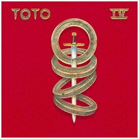 ソニーミュージックマーケティング トト/TOTO IV〜聖なる剣 期間生産限定盤 【CD】