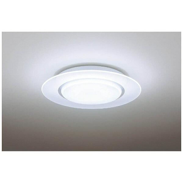 【送料無料】 パナソニック Panasonic リモコン付LEDシーリングライト (〜8畳) HH-CB0880A 調光・調色(昼光色〜電球色)[HHCB0880A]