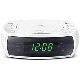 KOHKA 廣華物産 CDC-220 CDラジオ WINTECH(ウィンテック) ホワイト [ワイドFM対応][CDC220]
