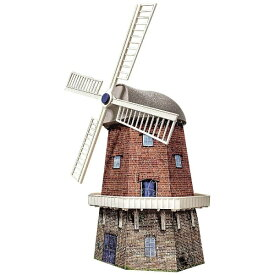 カワダ KAWADA 3Dパズル 風車
