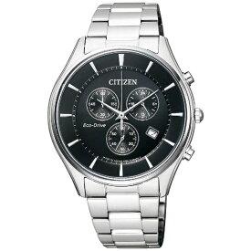 シチズン CITIZEN [ソーラー時計]シチズンコレクション 「エコ・ドライブ&クロノグラフ」 AT2360-59E