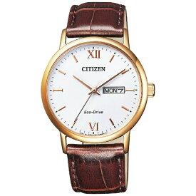 シチズン CITIZEN [ソーラー時計]シチズンコレクション 「エコ・ドライブ デイデイト ペア」 BM9012-02A