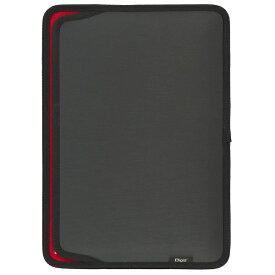 ナカバヤシ Nakabayashi 11インチMacBook Air用 スリップインケース 横入 ブラック SZC-MAY1203BK[SZCMAY1203BK]