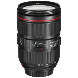 キヤノン CANON カメラレンズ EF24-105mm F4L IS II USM ブラック [キヤノンEF /ズームレンズ][EF2410540LIS2]