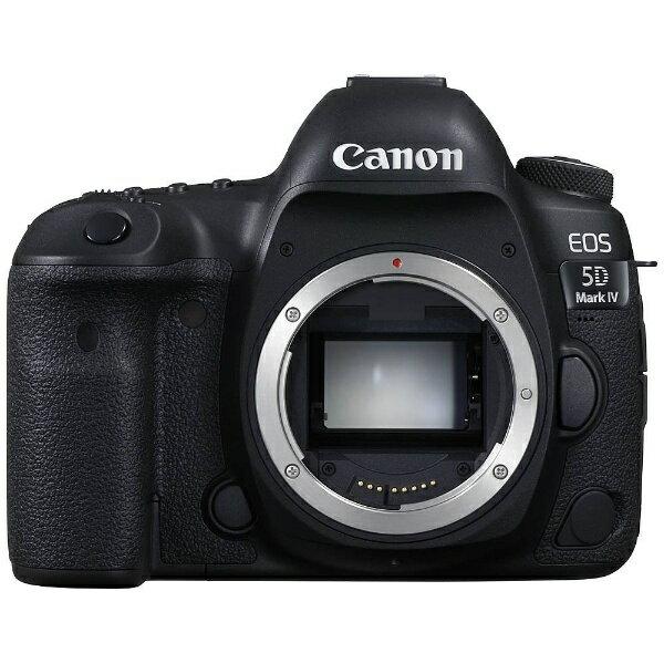【送料無料】 キヤノン CANON 【2000円OFFクーポン 8/20 00:00〜8/20 23:59】EOS 5D Mark IV(WG)【ボディ(レンズ別売)】/デジタル一眼レフカメラ[EOS5D Mark4]