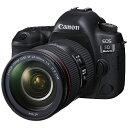 キヤノン CANON EOS 5D Mark IV デジタル一眼レフカメラ EF24-105L IS II USM レンズキット [ズームレンズ][EOS5DM…