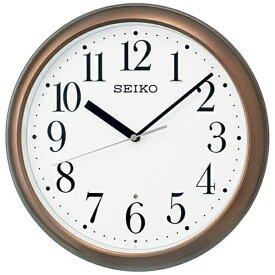 セイコー SEIKO 電波掛け時計 「スタンダード」 KX218B[KX218B]