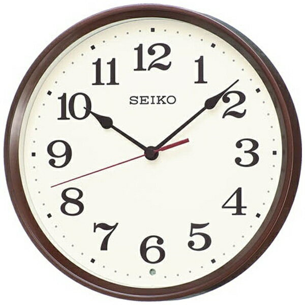 セイコー 電波掛け時計 「ナチュラルスタイル」 KX223B[KX223B]