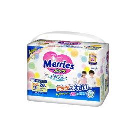 花王 Kao Merries(メリーズ) パンツ さらさらエアスルー ビッグより大きいサイズ(15kg-28kg) 26枚【wtbaby】