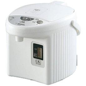 象印マホービン ZOJIRUSHI CD-KG14 電気ポット ホワイト [蒸気セーブ機能つき /1.4L][CDKG14]