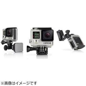 GoPro ゴープロ ヘルメットフロント&サイドマウント AHFSM-001[ゴープロ アクセサリー AHFSM001]