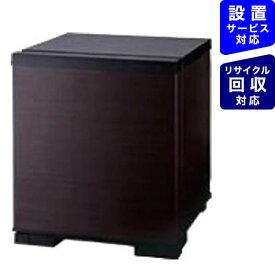 三菱 Mitsubishi Electric 《基本設置料金セット》RK-201-K 冷蔵庫 ダークブラウン [1ドア /右開きタイプ /20L][冷蔵庫 小型 RK201K_]
