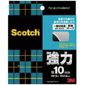 3Mジャパン スリーエムジャパン 3M スコッチ 強力両面テープ 一般材料用 10mmX10m PKH−10 PKH-10