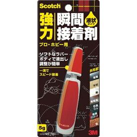 3Mジャパン スリーエムジャパン 3M スコッチ 強力瞬間接着剤 液状多用途 プロ・ホビー用 5g 7054
