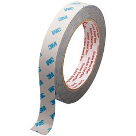 3Mジャパン スリーエムジャパン 3M VHB 再剥離可能両面テープ VHX−802 19mmX10m グレー VHX802 19X10 R
