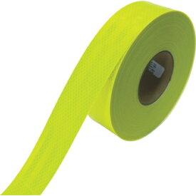 3Mジャパン スリーエムジャパン 3M ダイヤモンドグレード反射シート 蛍光黄緑 50.8mm×45.7m