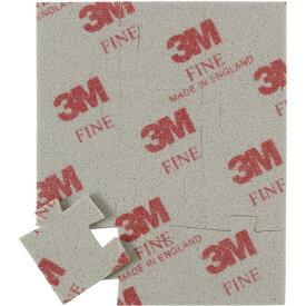 3Mジャパン スリーエムジャパン 3M ジグソーパズル型スポンジ研磨材 細目 1枚パック SPONGE JIG F