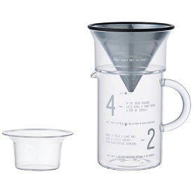 KINTO キントー SLOW COFFEE STYLE コーヒージャグセット 600ml[SCS02CJST27652]