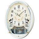 【送料無料】 セイコー 電波からくり時計 「ディズニータイム」 FW579W
