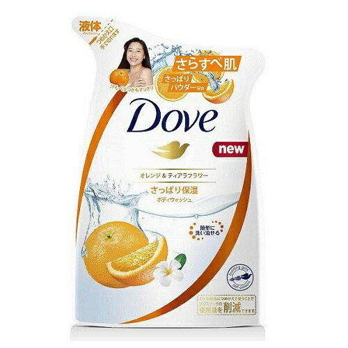ユニリーバJCM Unilever Dove(ダヴ) ボディウォッシュ スプラッシュ つめかえ用 360g 〔 ボディソープ〕