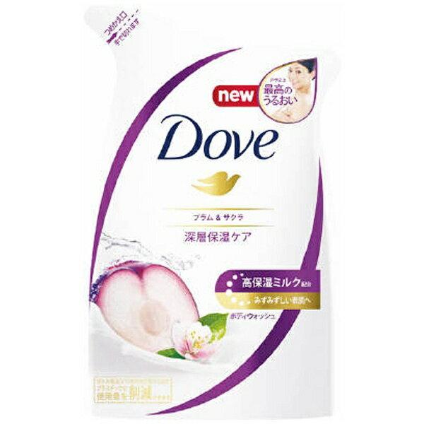 ユニリーバJCM Unilever Dove(ダヴ) ボディウォッシュ リバランス つめかえ用 360g 〔 ボディソープ〕