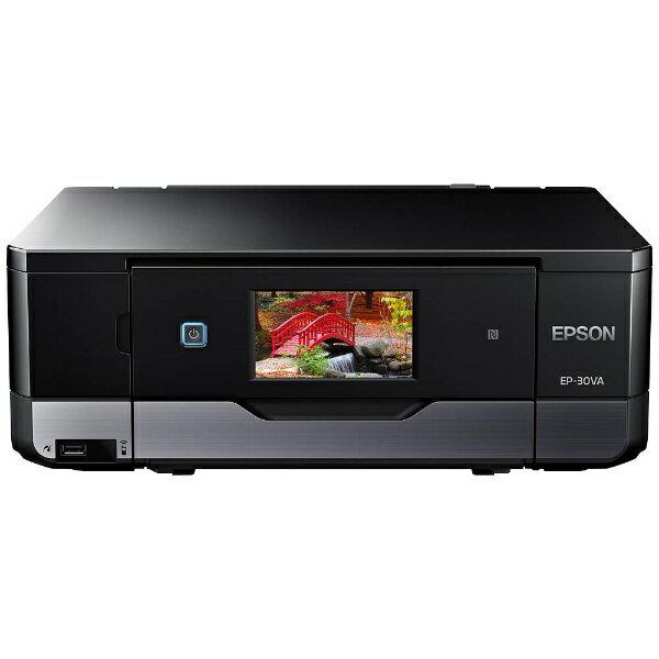 【送料無料】 エプソン EPSON A4インクジェットプリンター [USB2.0/無線LAN/有線LAN] Colorio EP-30VA