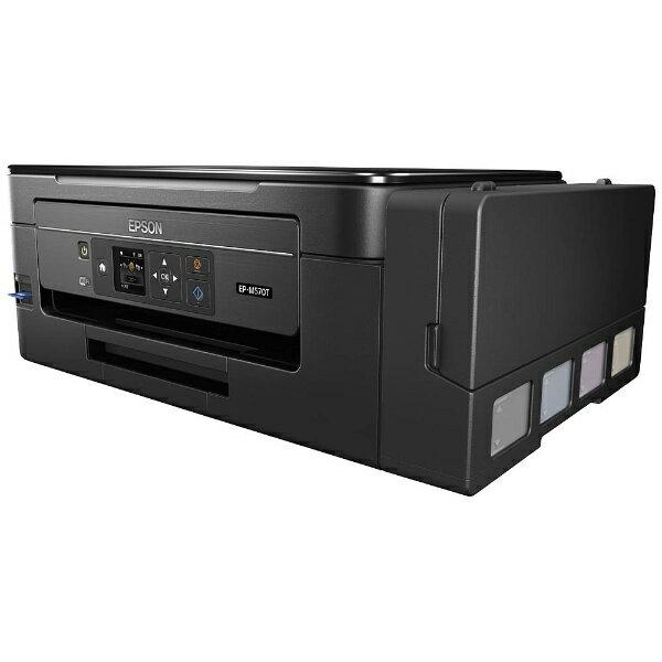 【送料無料】 エプソン EPSON A4インクジェットプリンター [USB2.0/無線LAN] エコタンク搭載モデル EP-M570T