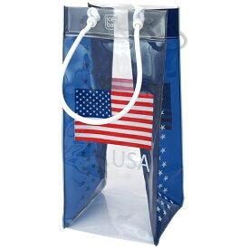 クリンプ アイスバッグ アメリカ旗[17707]