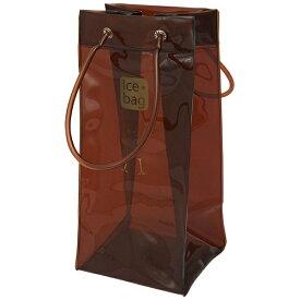 クリンプ アイスバッグ チョコレートブラウン[17410]