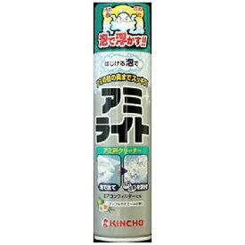 大日本除虫菊 KINCHO アミライトはじける泡タイプ290mL【wtnup】