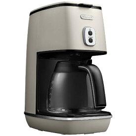 デロンギ Delonghi ICMI011J コーヒーメーカー ディスティンタコレクション ピュアホワイト[ICMI011J]
