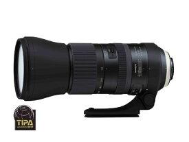 タムロン TAMRON カメラレンズ SP 150-600mm F/5-6.3 Di VC USD G2 ブラック A022 [ニコンF /ズームレンズ][A022]