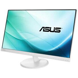 ASUS エイスース LEDバックライト搭載液晶モニター VCシリーズ ホワイト VC239H-W [23型 /ワイド /フルHD(1920×1080)][23インチ VC239HW]