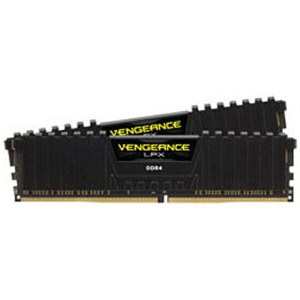 CORSAIR コルセア CMK32GX4M2A2666C16 (288pin/DDR4-2666/16GBx2)[CMK32GX4M2A2666C16]