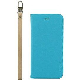 ROA ロア Galaxy S6 edge用 手帳型ケースCanvas Diary ブルー araree AR6191GS6E