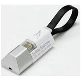 日本ポステック JPT [micro USB・USBホスト機能]Symlis Sparrow メモリ一体型充電ケーブル